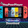 Nintendo Download for 2/25/21