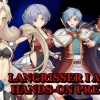 Langrisser I & II Hands-on Preview
