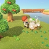 Eating Fruit in Animal Crossing: New Horizons Guide