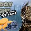 Game of Thrones: Creme Bastard, Oat Cakes, and Honey Biscuits | Friday Night Bytes