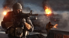 Incoming! Dice Fires Off Salvo of Battlefield 4 Screens
