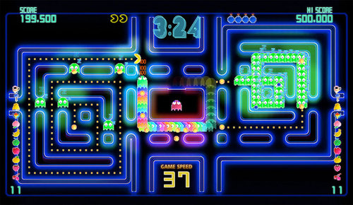 Pac Man Championship Edition DX Review