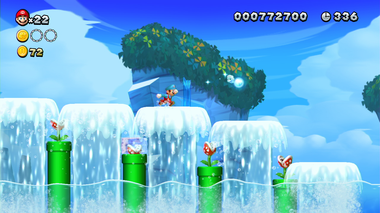 New super mario bros u review wii u hey poor player the good publicscrutiny Choice Image