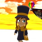 A Hat in Time, the 3D collect-a-thon platformer, successfully funded on Kickstarter