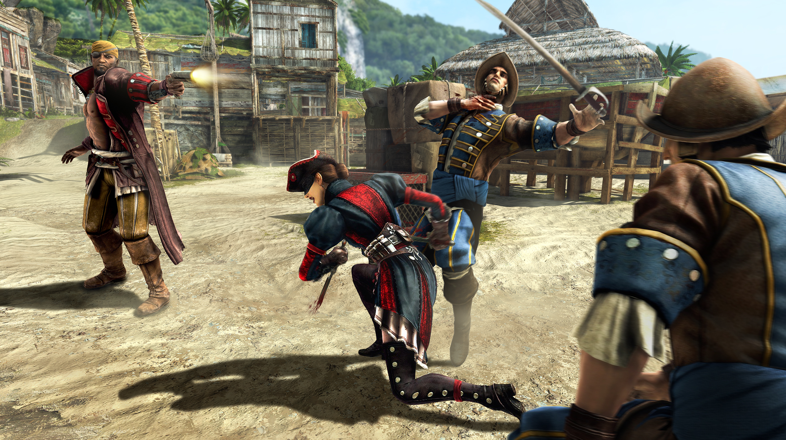 assassins creed iv black flag pc game free download - HD 1500×840