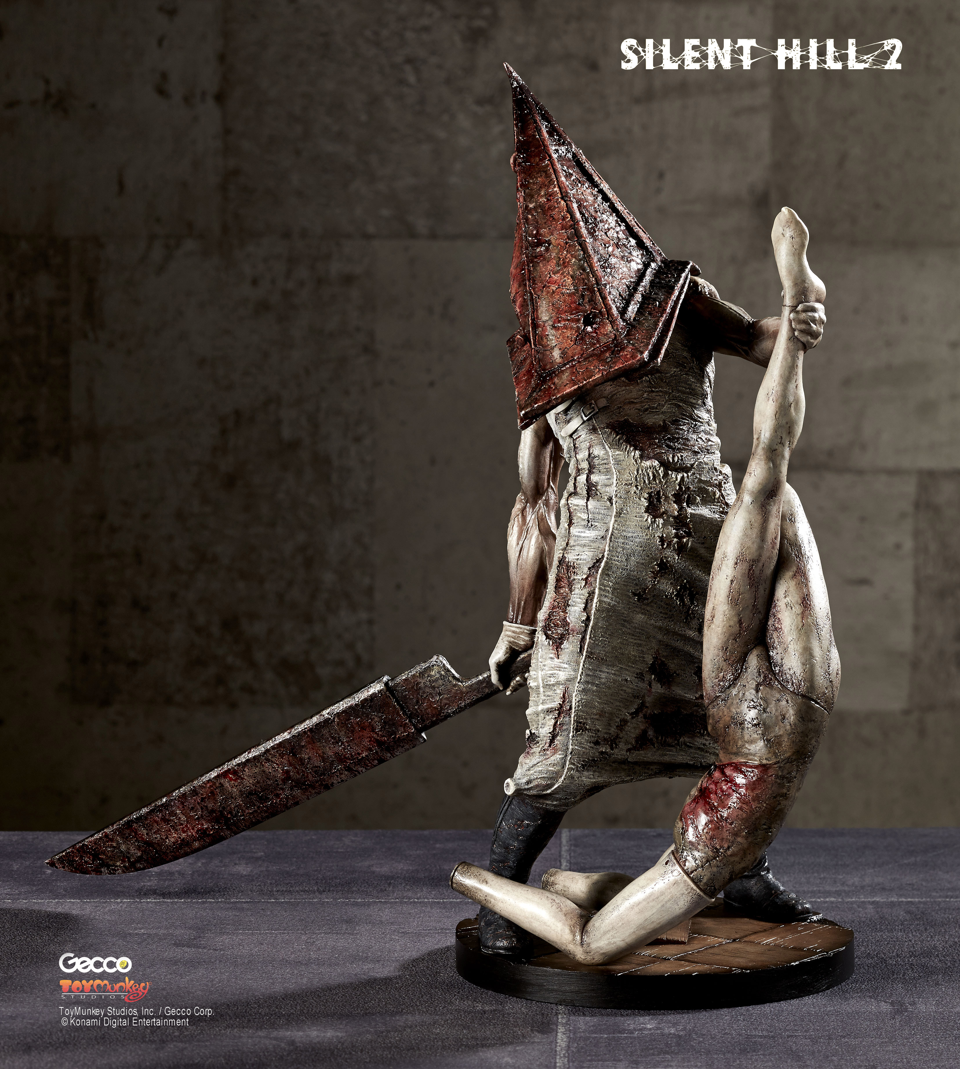 ToyMunkey and Gecco Unveil Horrifying New Silent Hill Figures at Comic-Con