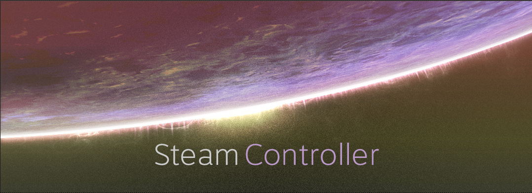 Steam Contoller