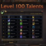 Level 100 Talents