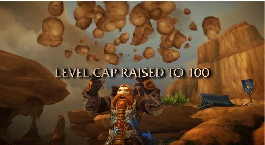 Level Cap 100