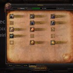 Heirlooms Tab in collectables