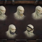 New Undead Heads