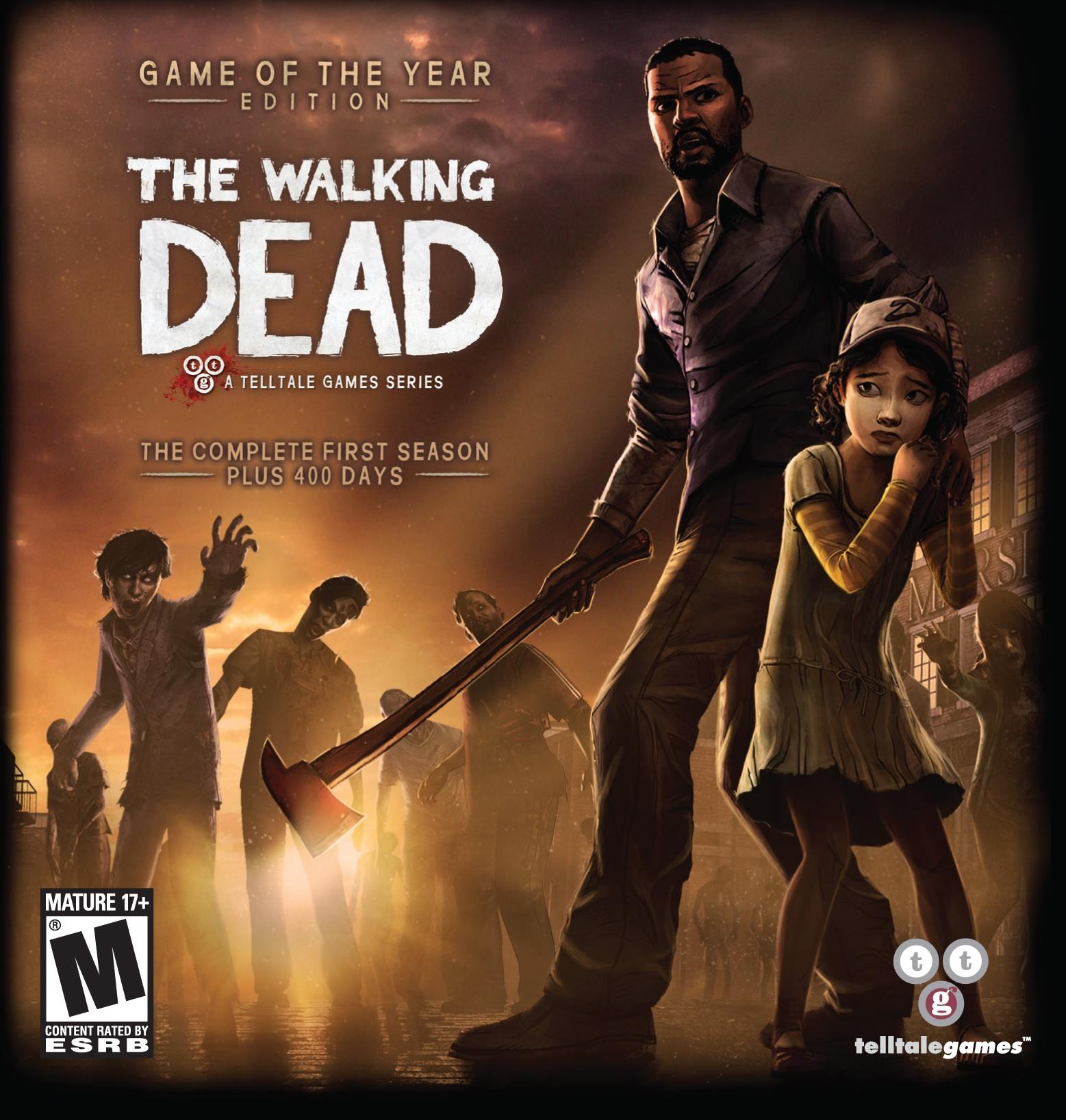 games the walking dead