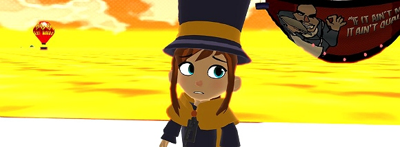 Hat in time kickstarter video