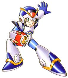 Mega Man X First Armor