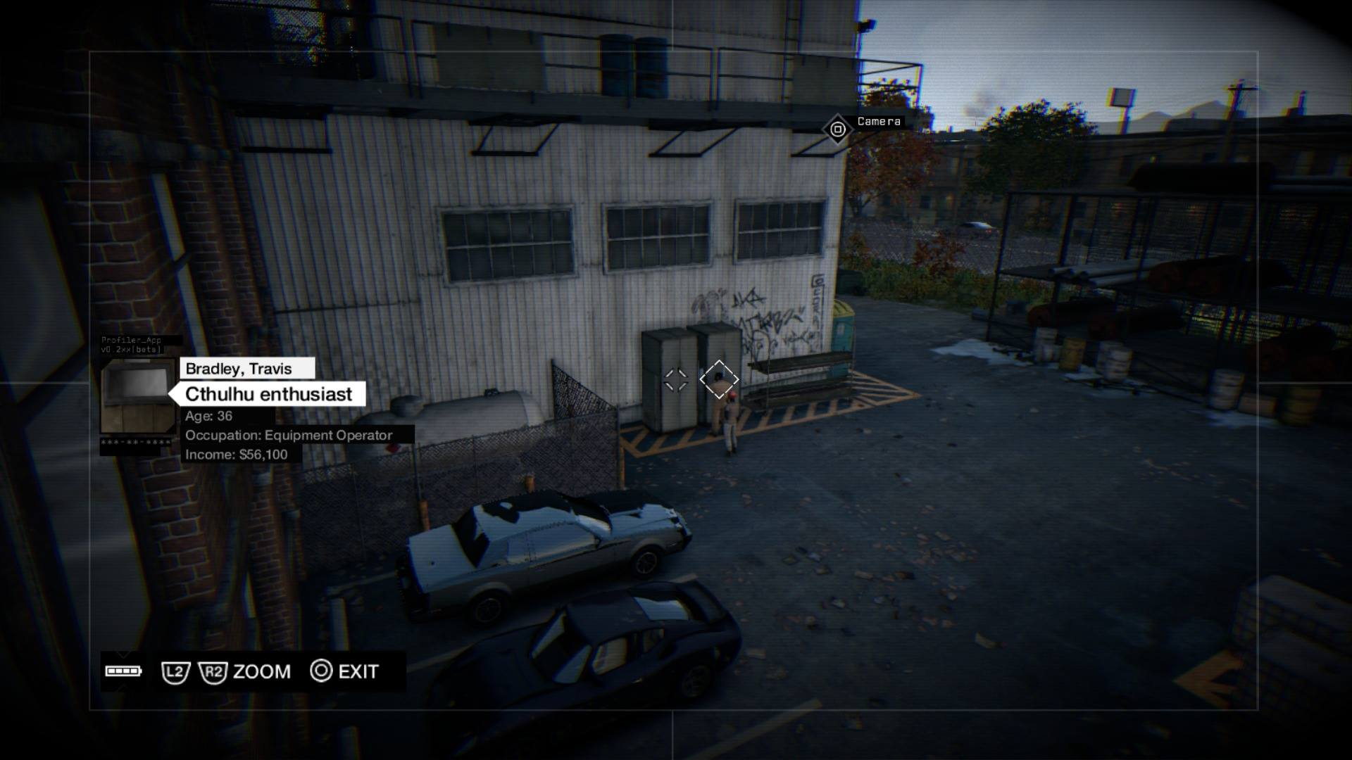 Top 5 - Watch_Dogs Cthulhu