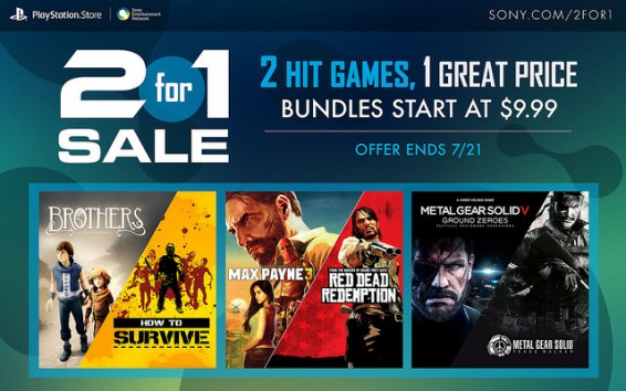 psn sale july 2014