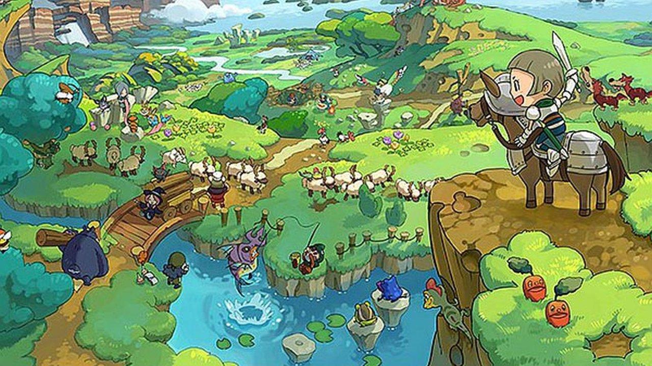 Fantasy Life scenic