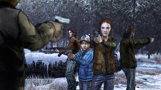 The Walking Dead Season 2: Episode 5
