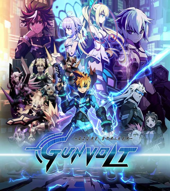 Luminous Avenger iX | Azure Striker Gunvolt