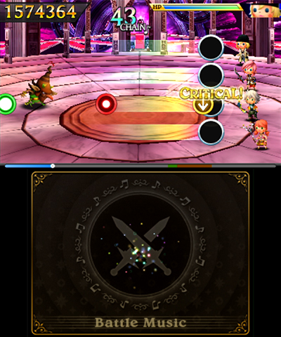 Final Fantasy Theatrhythm Curtain Call Review