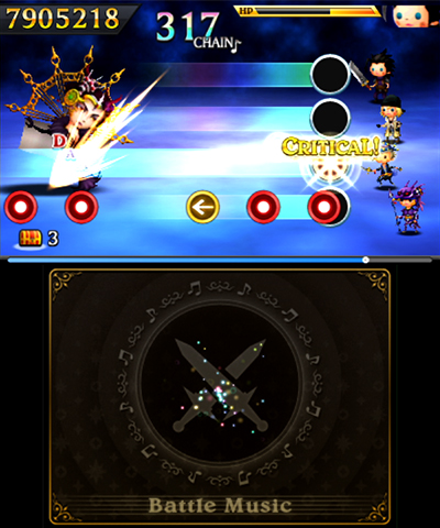 Final Fantasy Theatrhythm Curtain Call Review