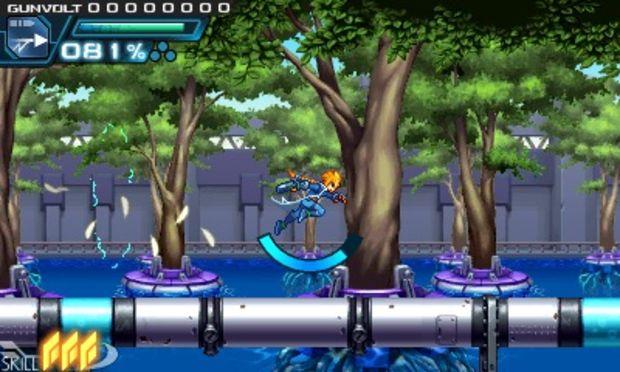 Azure Striker GUNVOLT Review