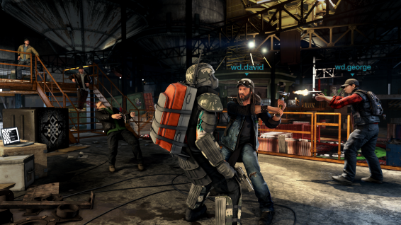 Watch Dogs  Coop Syory Missions