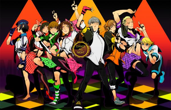 Persona 4: Dancing All Night Trailer Showcases Denon ...