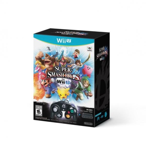 Super Smash Bros for Wii U bundle