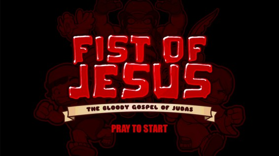 Fist Of Jesus: The Bloody Gospel of Judas Review