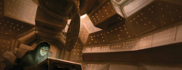Review: The Art of Alien: Isolation