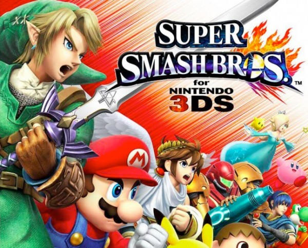 Super Smash Bros Update