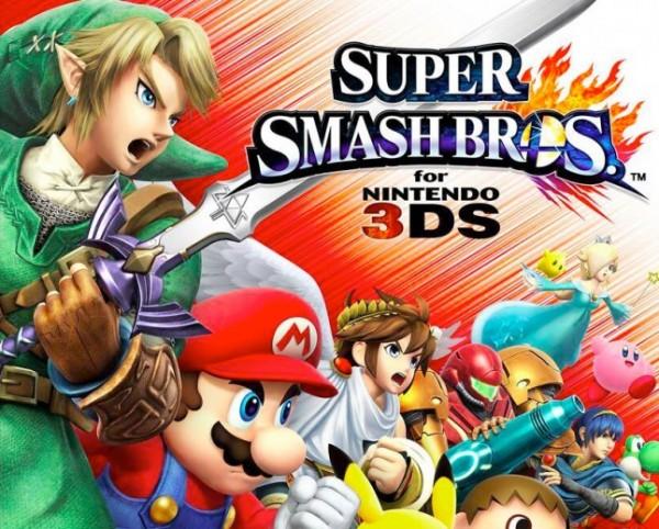Super Smash Bros Update