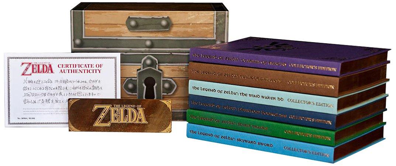 zelda box set