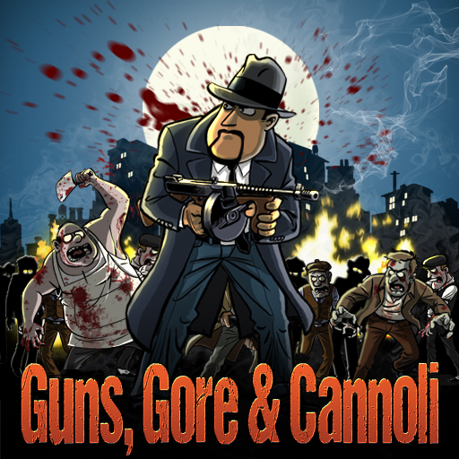 Guns, Gore and Cannoli review