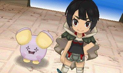 Pokemon Omega Ruby and Alpha Sapphire Zinna