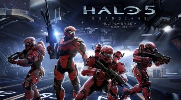Halo 5 Multiplayer beta