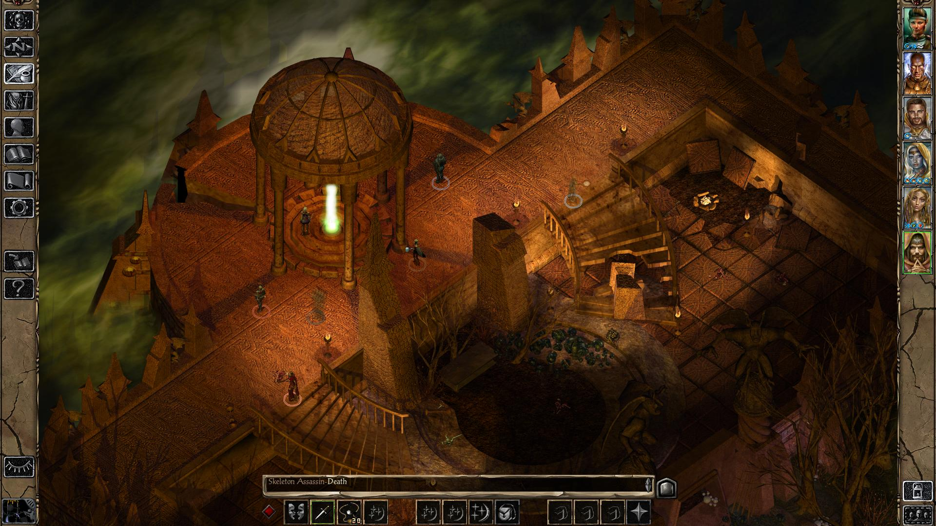 A New Baldur S Gate Is In Development Using The Infinity