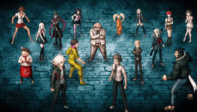 Super DanganRonpa 2