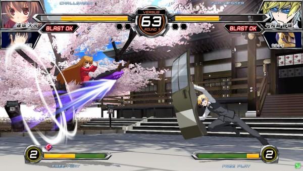 Dengeki Bunko: Fighting Climax review