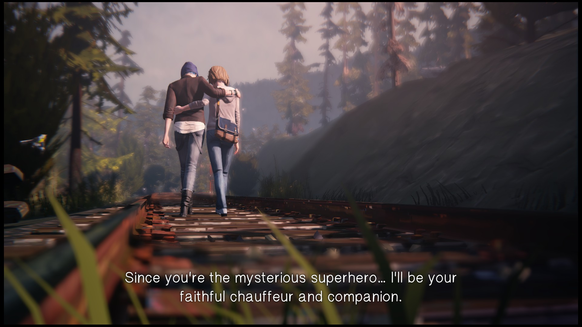 life is strange episode 2: out of time