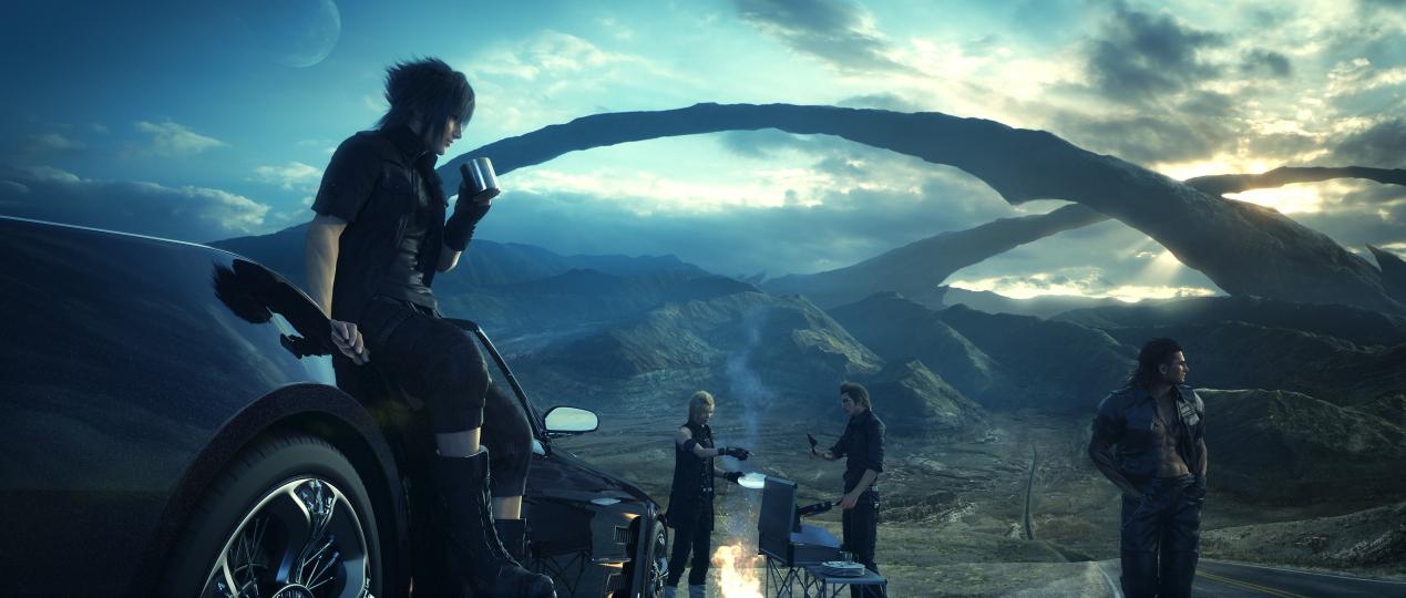 Final Fantasy XV Episode Duscae