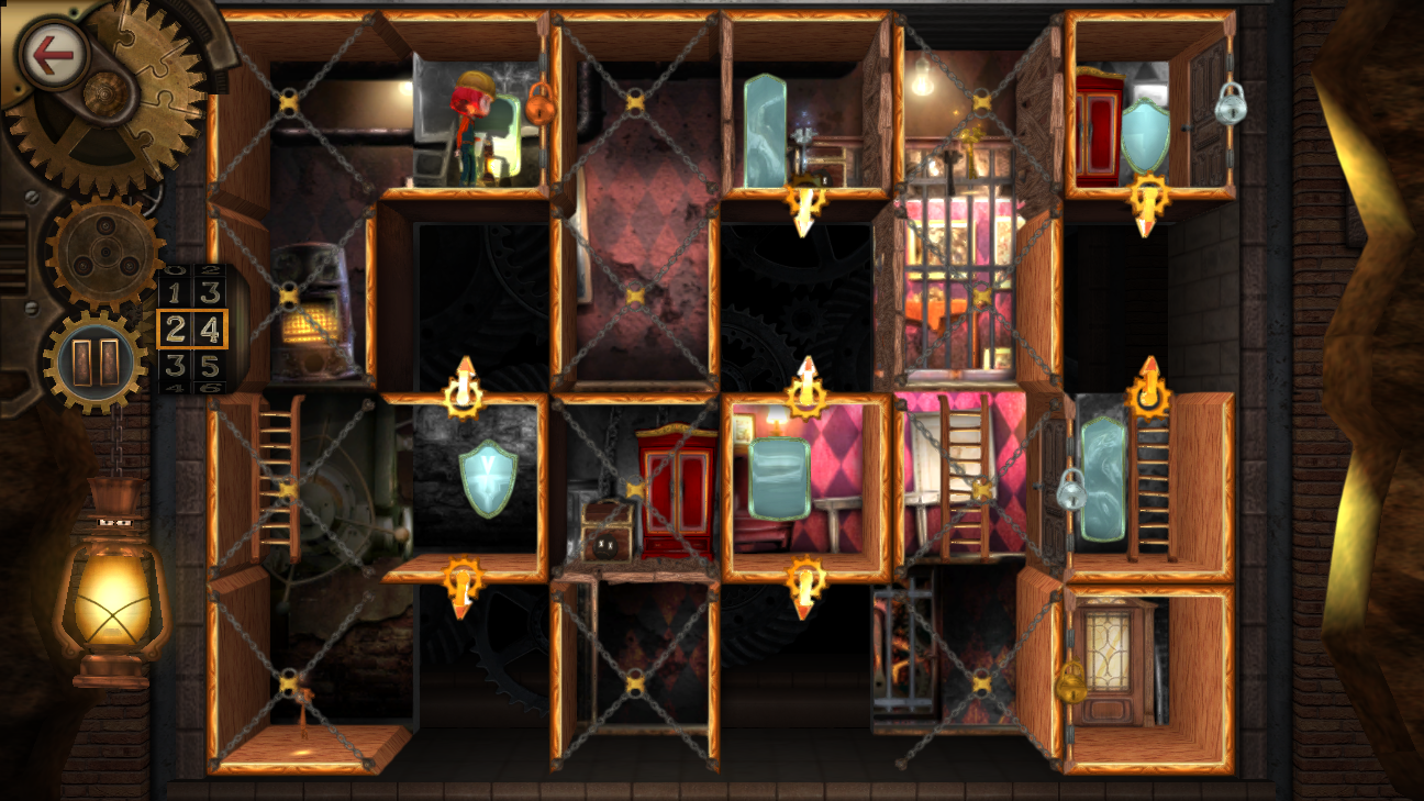 The Room Puzzle Game Story
