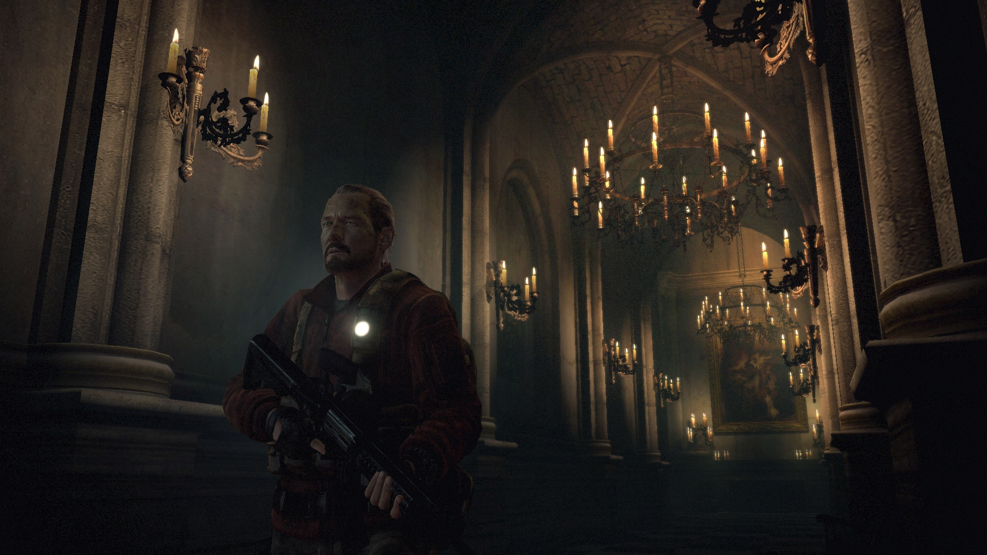 how to play multiplayer in resident evil revelations 2