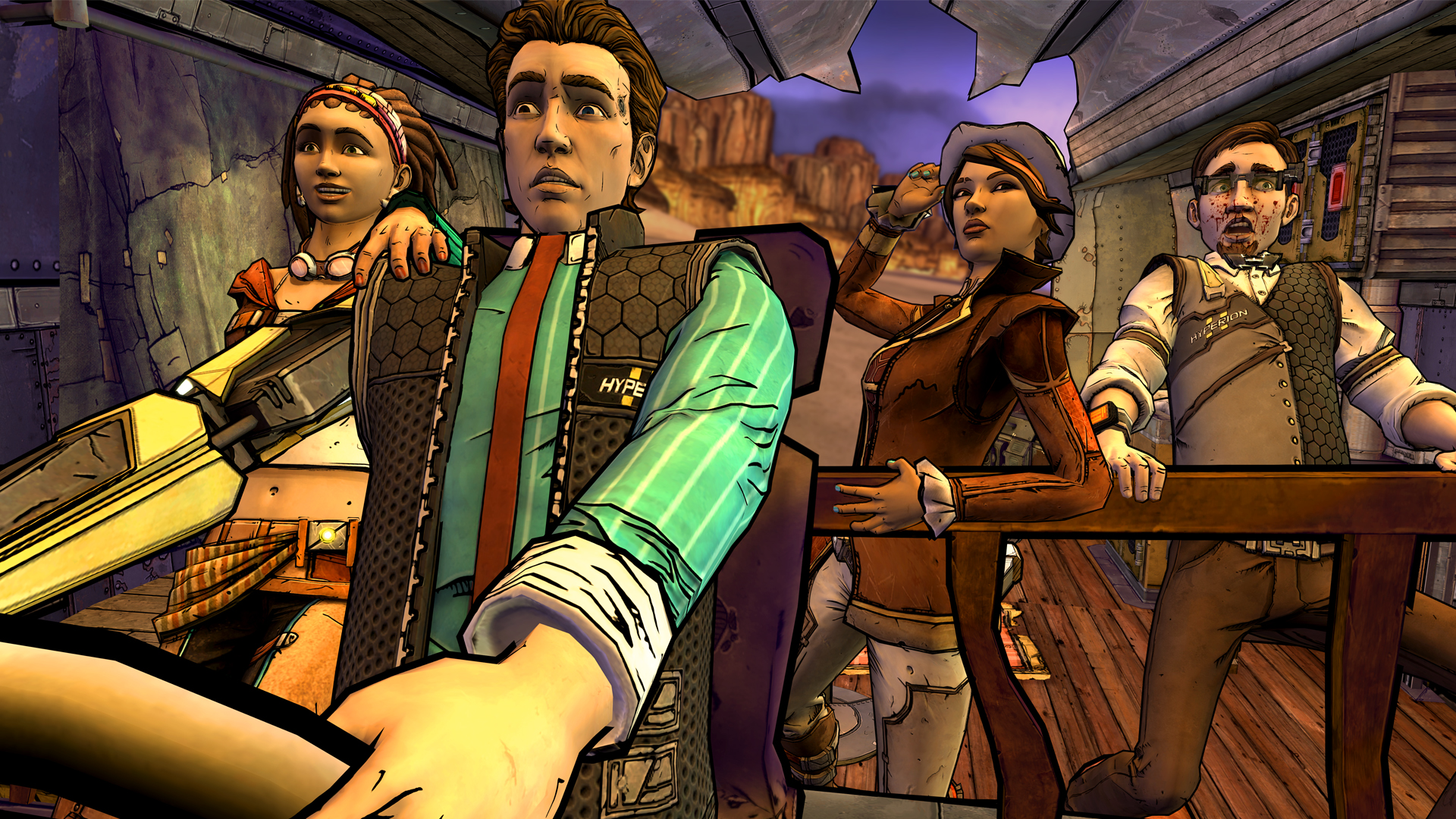 Tales From The Borderlands Episode 2: Atlas Mugged Review