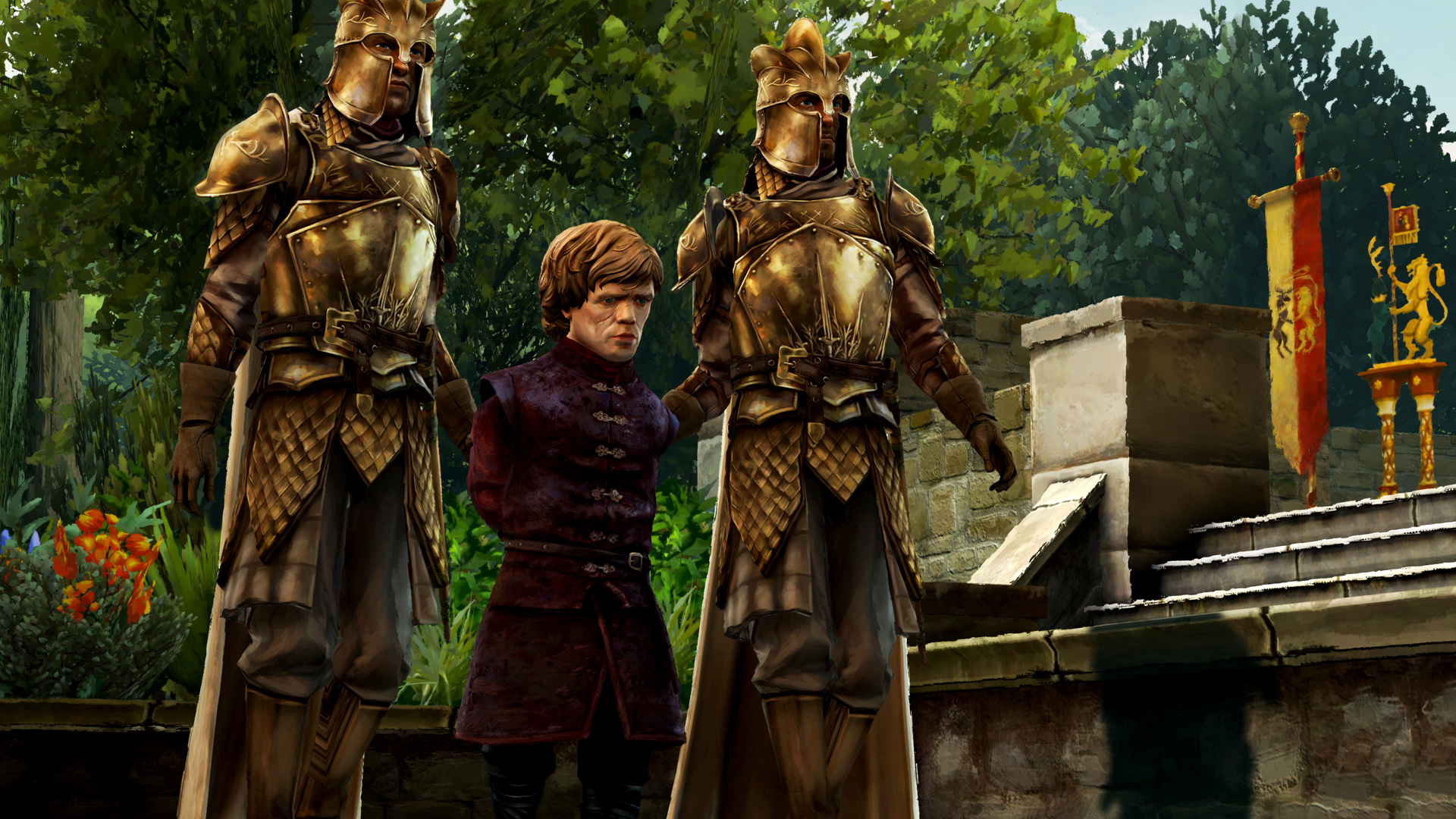 Game of Thrones: Episode 3 - The Sword in The Darkness Review