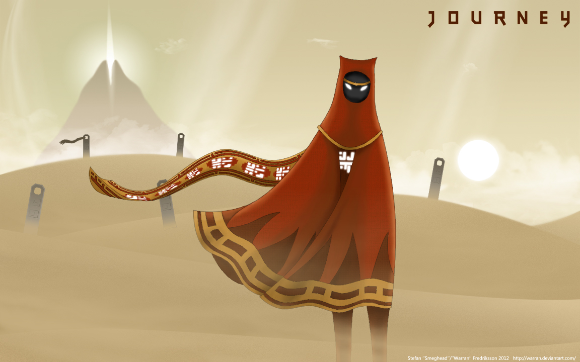 how to play journey on pc