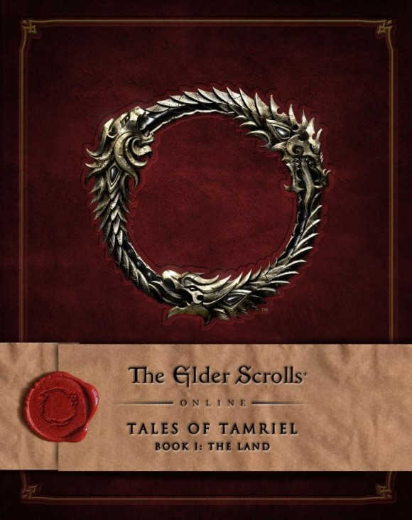 The Elder Scrolls Online: Tales of Tamriel Book 1: The Land