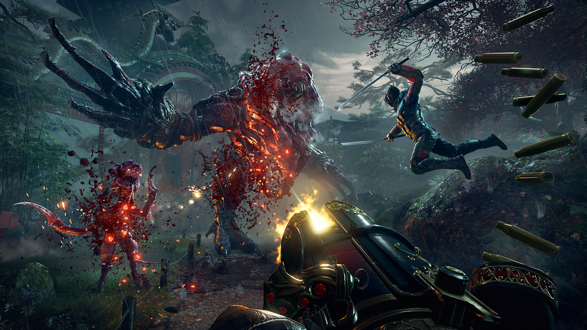 Shadow Warrior 2 Gets 15 Minute Gameplay Trailer