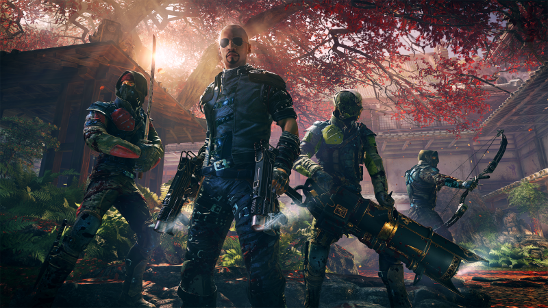 Shadow Warrior 2 Physical Release